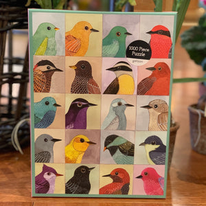 Avian Friends Puzzle - Apothecary Gift Shop