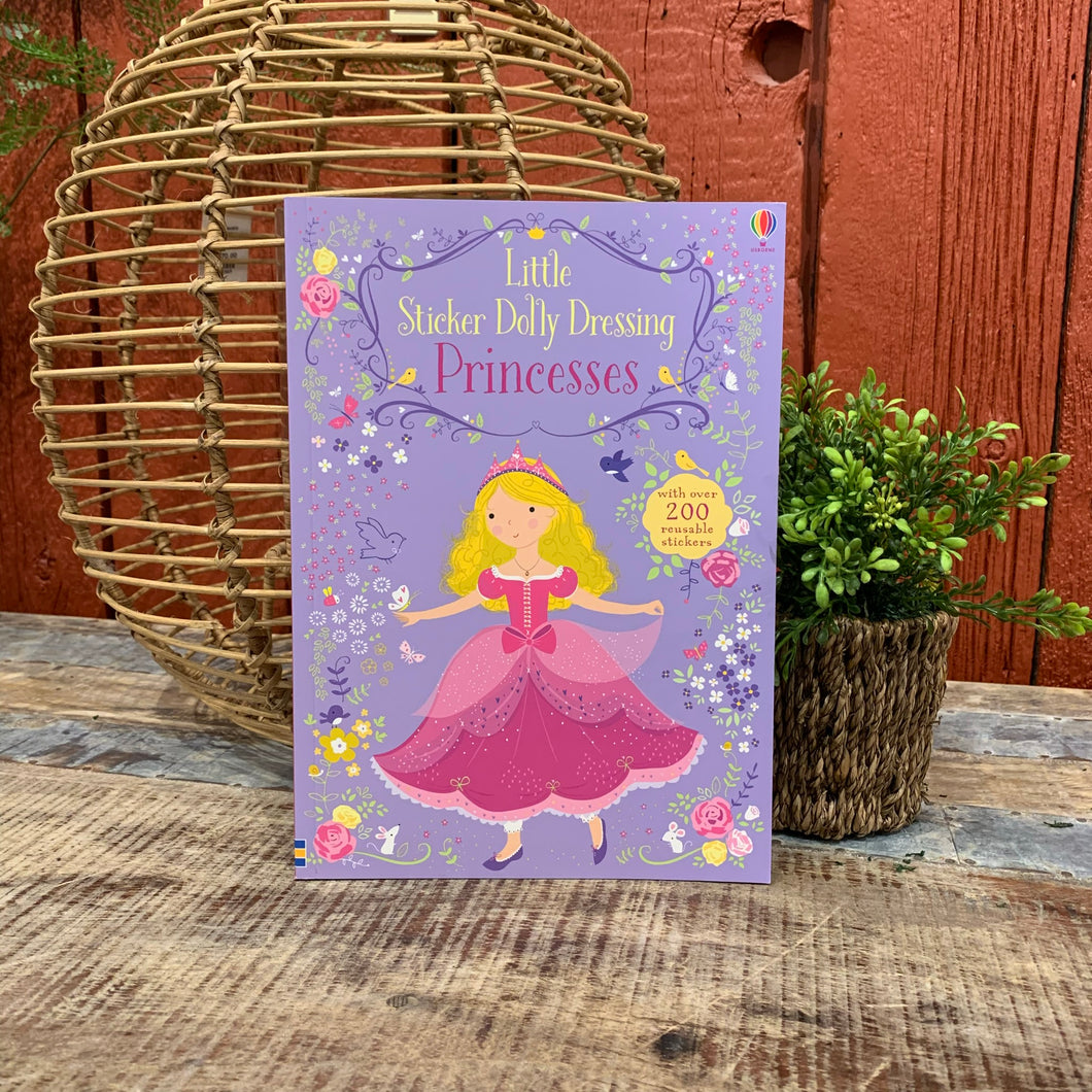 Little Sticker Dolly Dressing Book - Apothecary Gift Shop