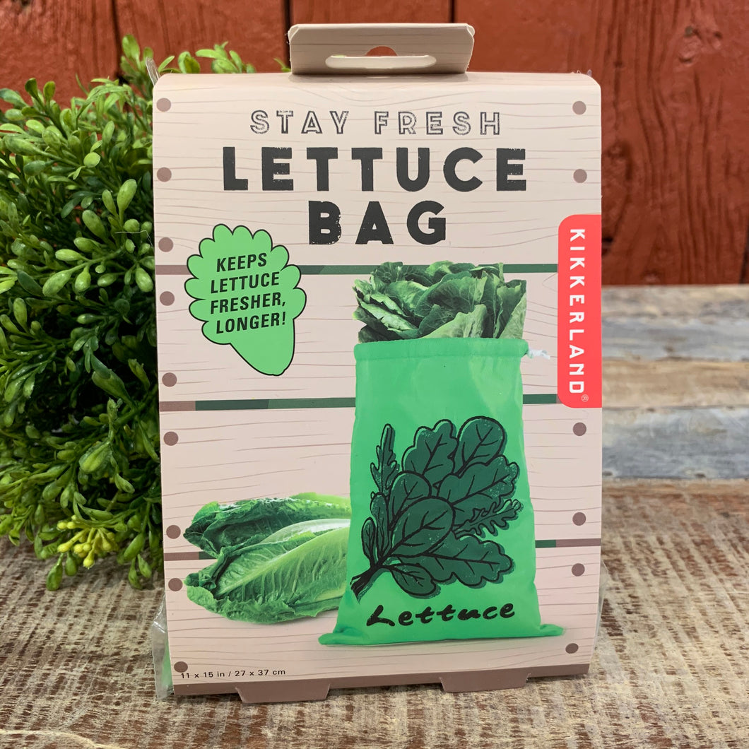 Stay Fresh Lettuce Bag - Apothecary Gift Shop