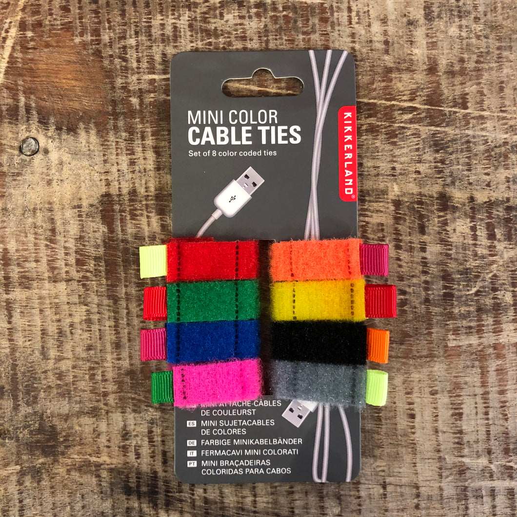 Color Cable Ties - Apothecary Gift Shop