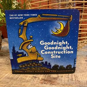 Goodnight, Goodnight, Construction Site - Apothecary Gift Shop