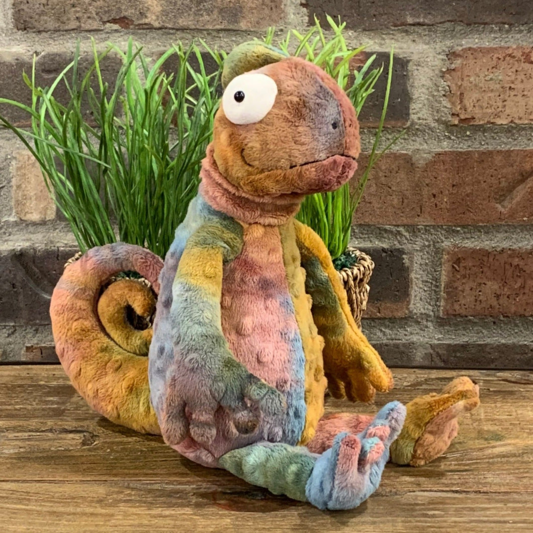 Colin Chameleon Jellycat Stuffed Animal - Apothecary Gift Shop