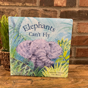 Elephants Can't Fly Book - Apothecary Gift Shop