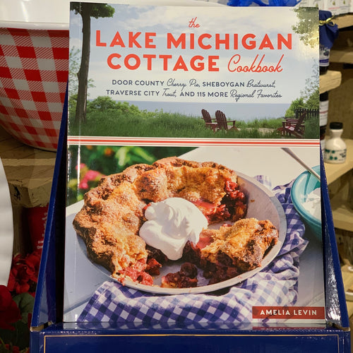 Lake Michigan Cottage Cookbook - Apothecary Gift Shop