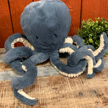 Load image into Gallery viewer, Storm Octopus Jellycat Stuffed Animal