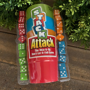 Stack Attack Game - Apothecary Gift Shop