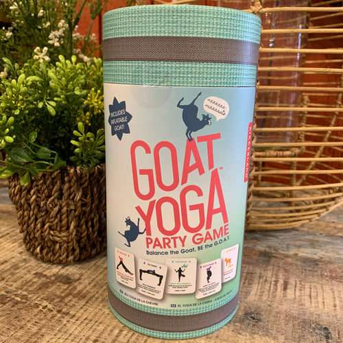 Goat Yoga Party Game - Apothecary Gift Shop
