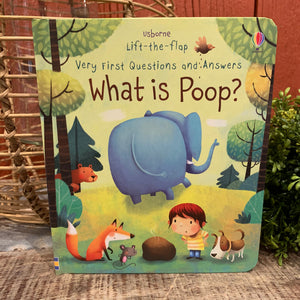 What is Poop? Book - Apothecary Gift Shop