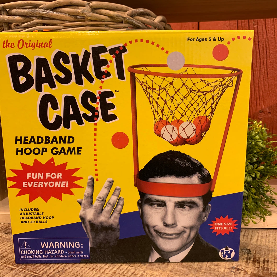 Basket Case Hoop Game