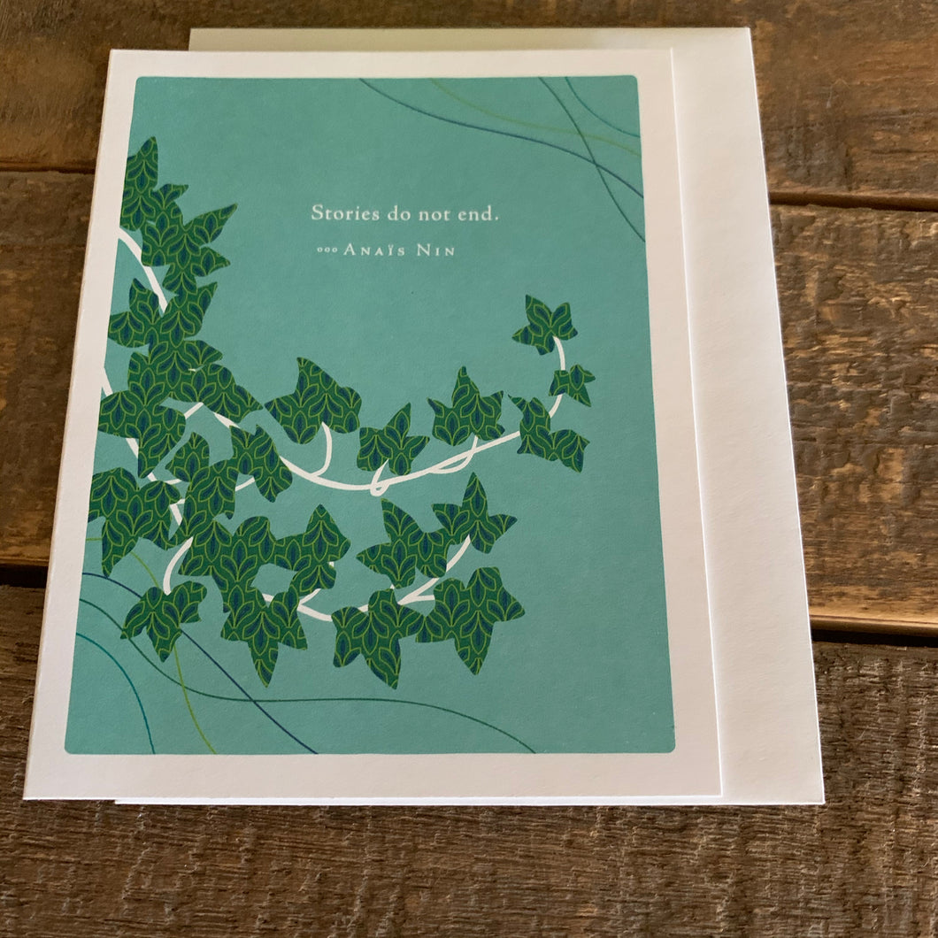 Sympathy Card - Apothecary Gift Shop
