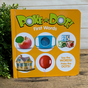 Mini Poke-A-Dot Interactive Books