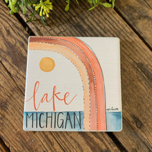Load image into Gallery viewer, Michigan Coasters