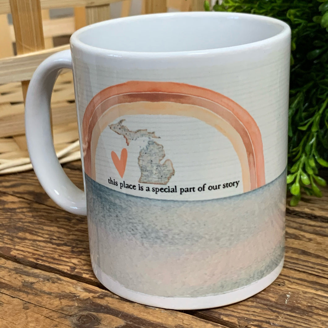 Special Part Of Our Story Mug