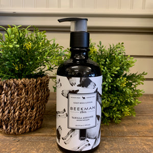 Beekman Goat Milk Lotion - Apothecary Gift Shop