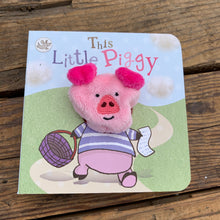 Load image into Gallery viewer, Favorite Stories Finger Puppet Books - Apothecary Gift Shop