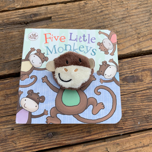 Favorite Stories Finger Puppet Books - Apothecary Gift Shop