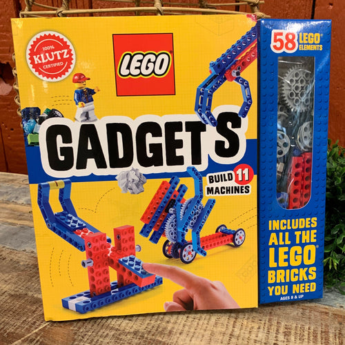 Lego Gadgets Kit by Klutz - Apothecary Gift Shop