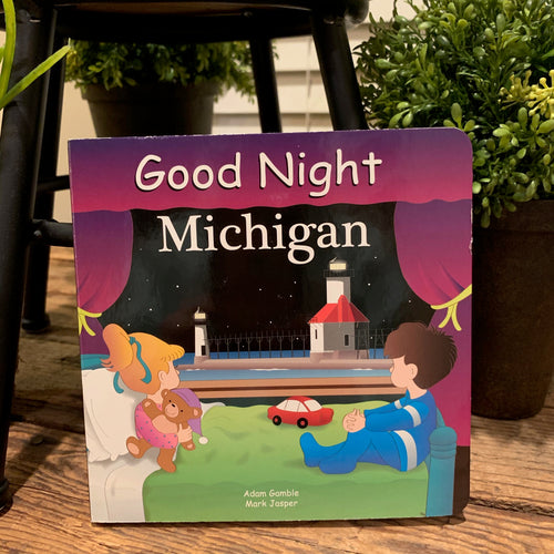 Good Night Michigan - Apothecary Gift Shop