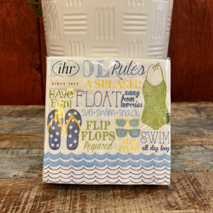 Snoozie Fabric Face Mask Non-Medical - Apothecary Gift Shop