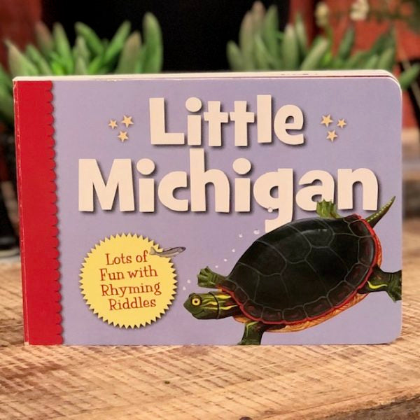 Little Michigan Book - Apothecary Gift Shop