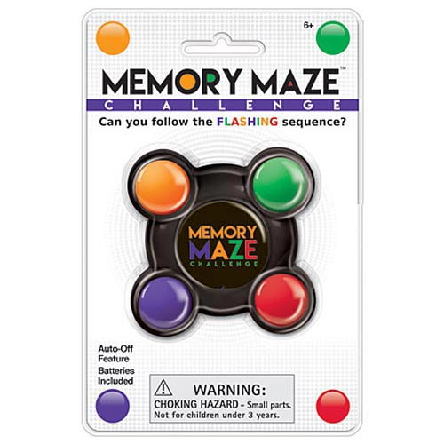 Memory Maze Challenge Game - Apothecary Gift Shop