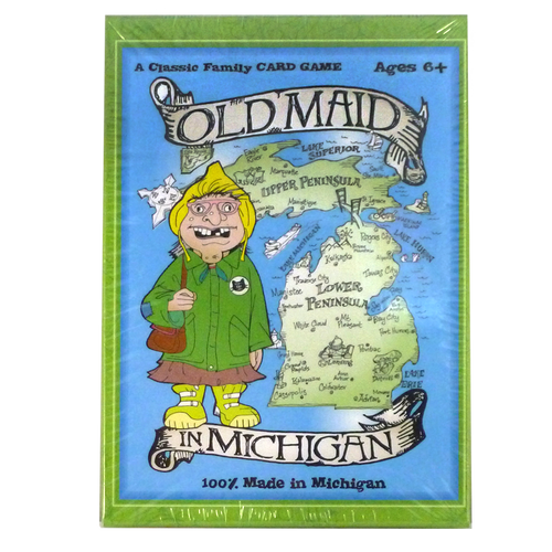 Old Maid In Michigan - Apothecary Gift Shop