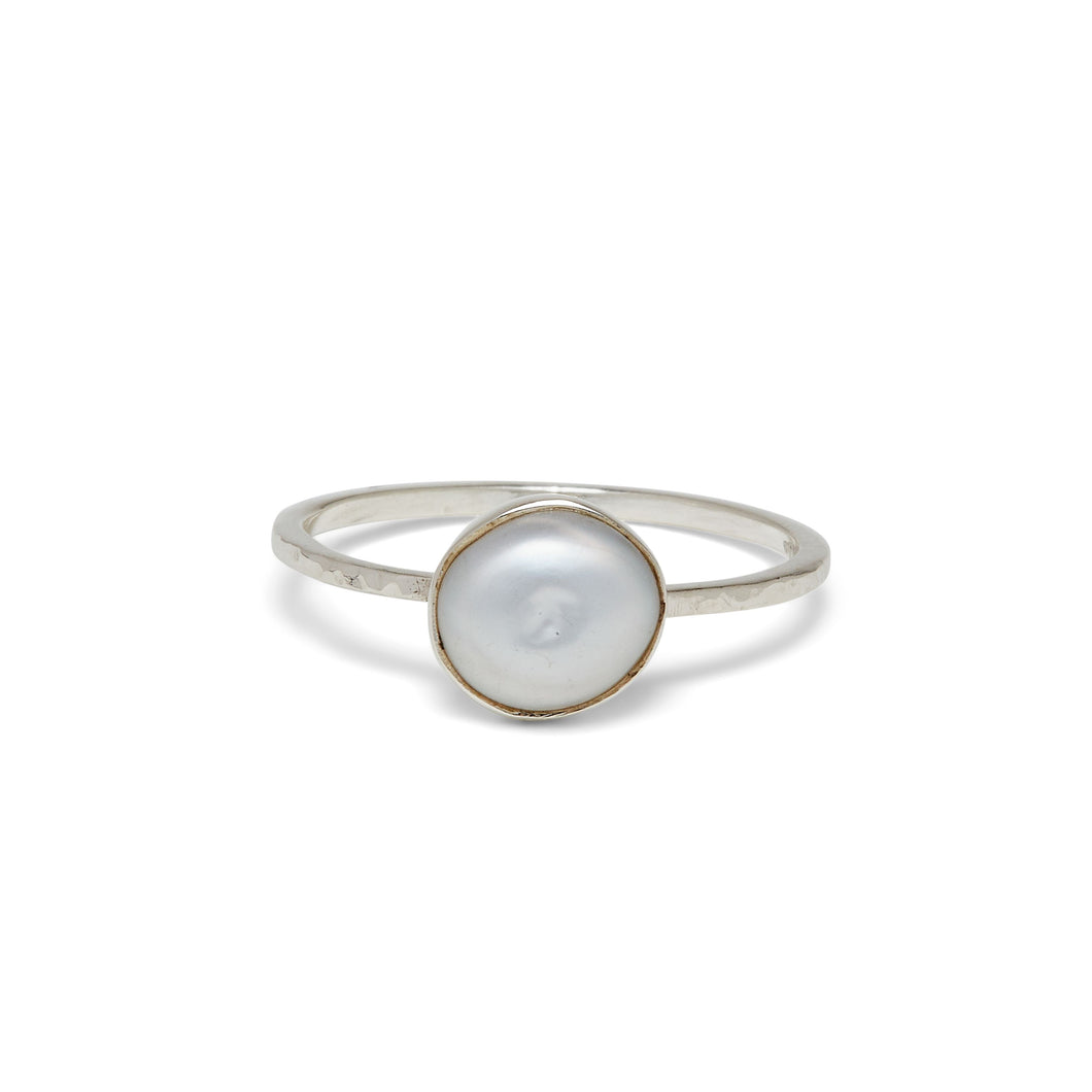 Pura Vida Pretty in Pearl Ring - Apothecary Gift Shop
