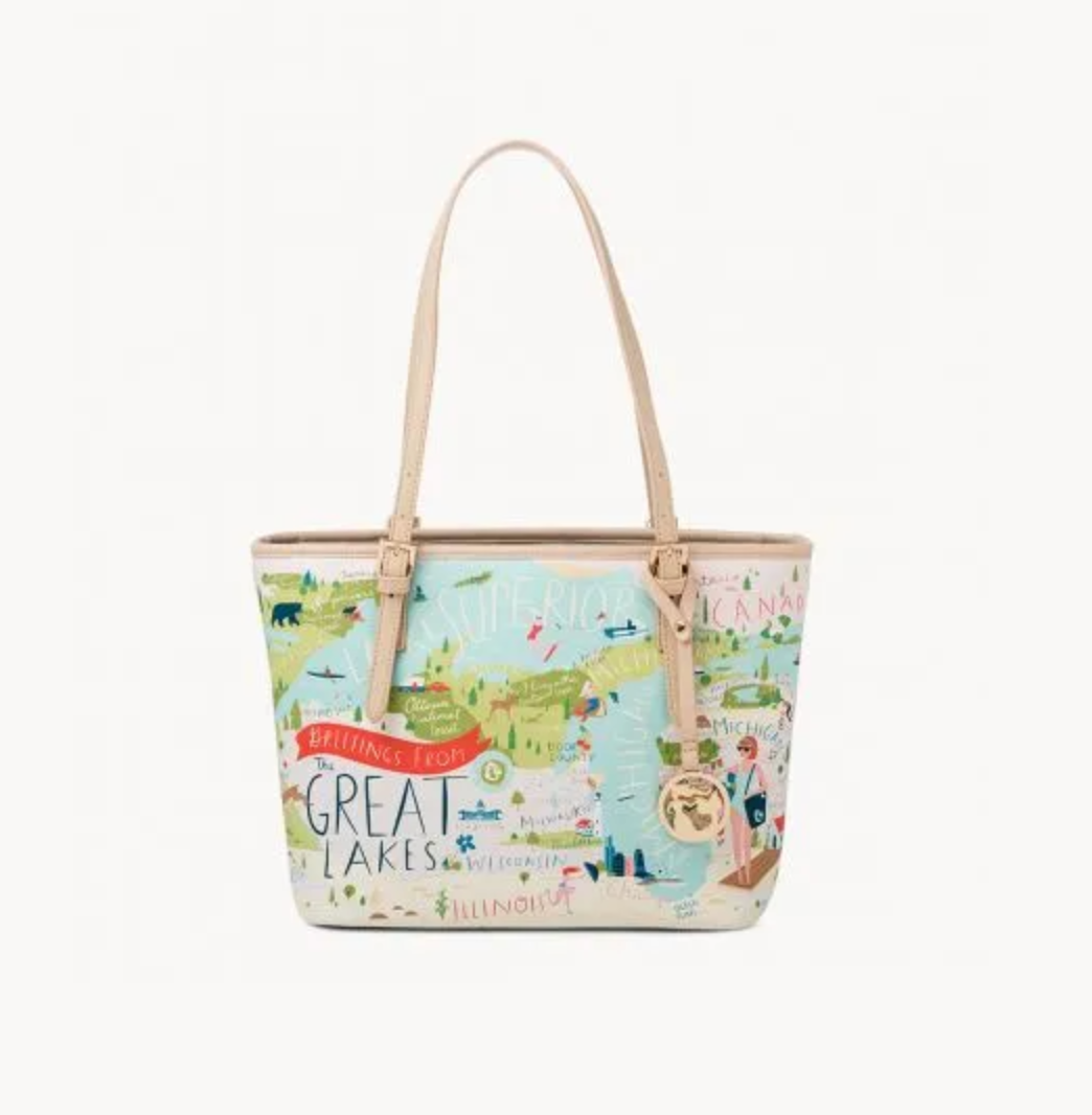 Spartina Great Lakes Small Tote - Apothecary Gift Shop