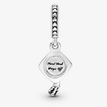 Load image into Gallery viewer, Graduation Cap Pandora Charm - Apothecary Gift Shop