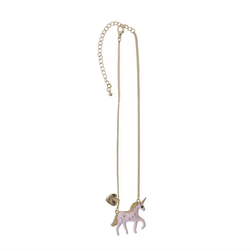 Unicorn Necklace - Apothecary Gift Shop