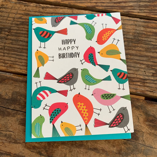 Birthday Card - Apothecary Gift Shop