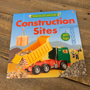 Lift and Look Construction Sites - Apothecary Gift Shop