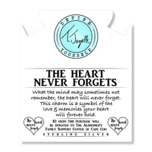 Load image into Gallery viewer, T. Jazelle The Heart Never Forgets Bracelet