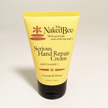 Load image into Gallery viewer, Naked Bee Serious Hand Repair Cream - Apothecary Gift Shop