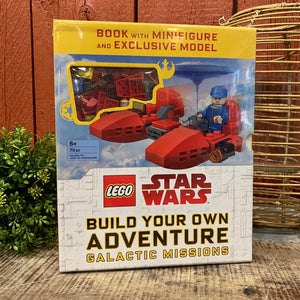 Build Your Own Adventure Lego Book