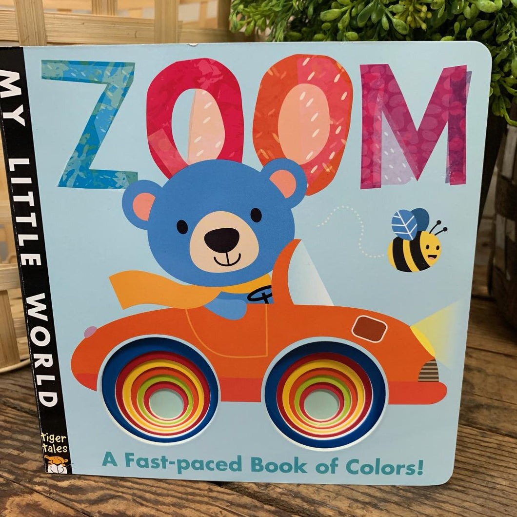 Zoom Book of Colors Book