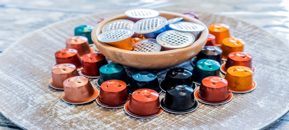 coffee pods basket