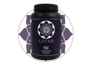 LOTUS NUTRIENTS GROW PRO SERIES 128 oz
