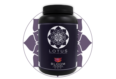 LOTUS NUTRIENTS BLOOM PRO SERIES 128 oz