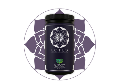 LOTUS NUTRIENTS GROW PRO SERIES 32 oz