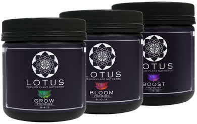 LOTUS NUTRIENTS STARTER KIT