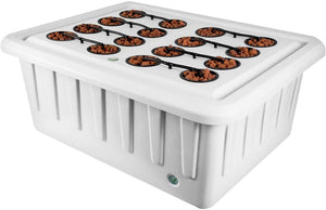 SuperPonics 16 Hydroponic Grow System