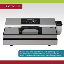 Load image into Gallery viewer, Vesta Vacuum Sealer - Vac 'n Seal Pro I