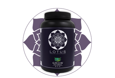 LOTUS NUTRIENTS GROW PRO SERIES 64 oz