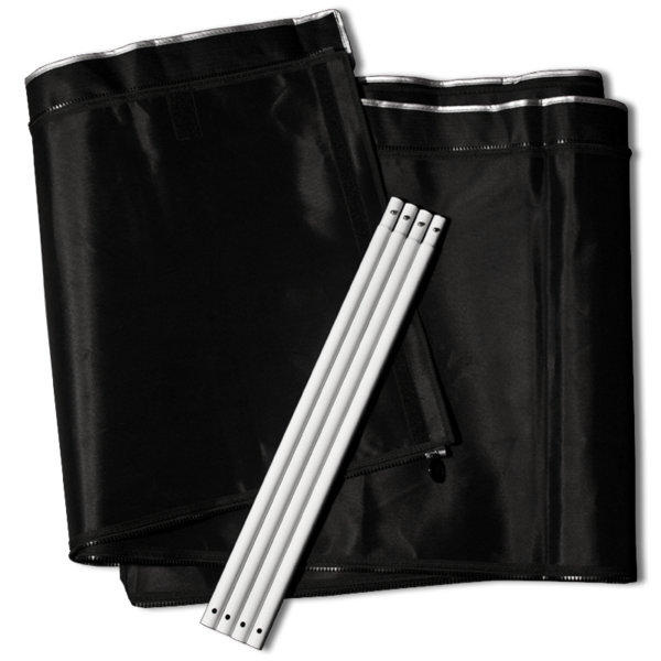 Gorilla Grow Tent 4x8' Extension Kit ORIGINAL LINE