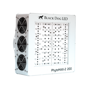 Black Dog LED PHYTOMAX-2 200 LED GROW LIGHTS