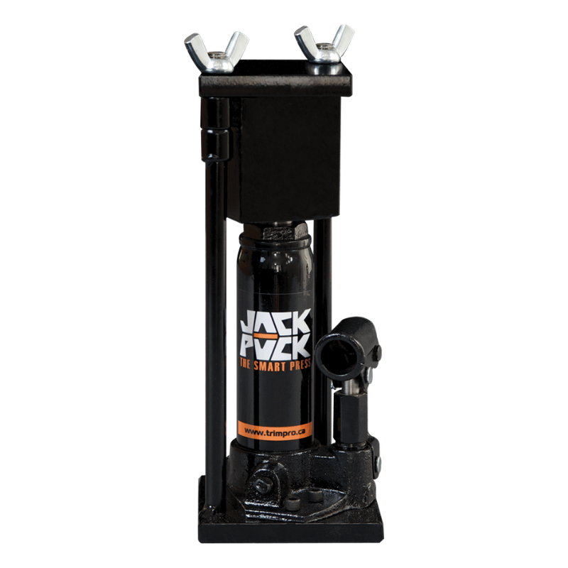 Trimpro jack puck 2 ton square press