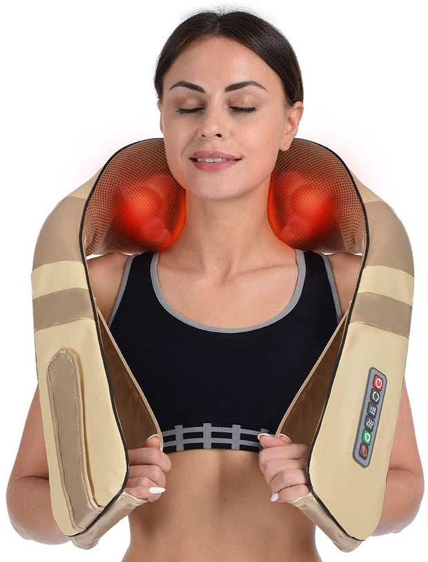 Back and Shoulder Neck Massager