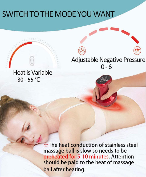 Electric Cupping Massager
