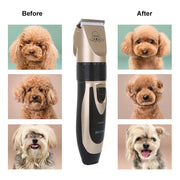 Pet Portable Hair Clippers